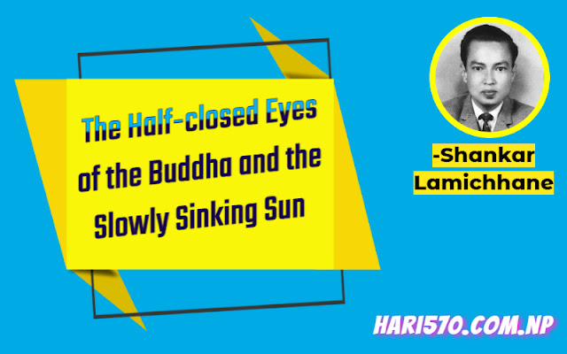 The Half-closed Eyes of the Buddha and the Slowly Sinking Sun Exercise