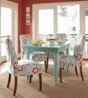 Lovely cottage dining room ideas