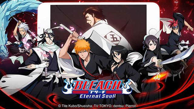 bleach eternal soul