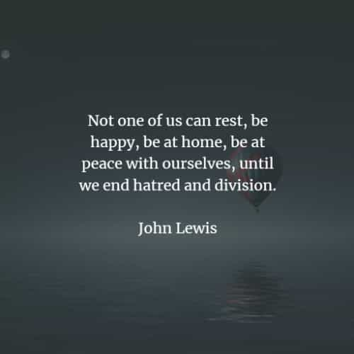 Peace quotes that inspire unity and calmness