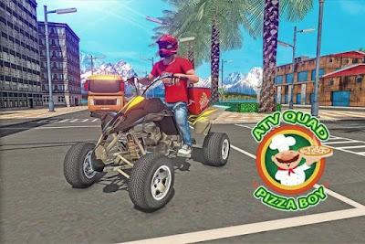 لعبة مركبة توصيل البيتزا الإصدار الأخير 2021