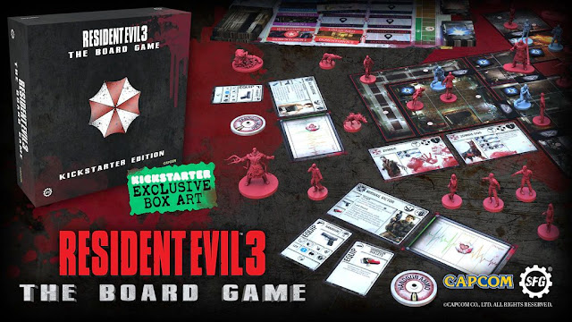 Resident Evil 3 (the board game)