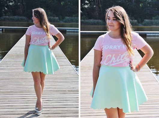 ** Pink and Mint love ! Pastelove ! **