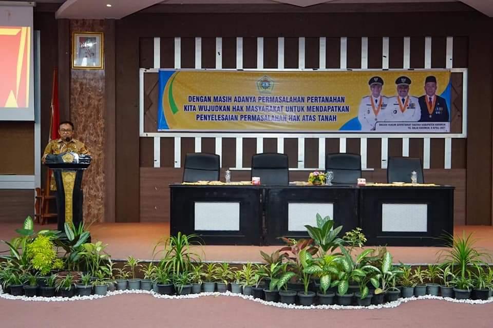 Sebanyak 90 Peserta dari Empat Kecamatan Mengikuti Penyuluhan Hukum