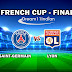 Link Live Streaming Final Piala Liga Prancis Malam Ini PSG vs Lyon