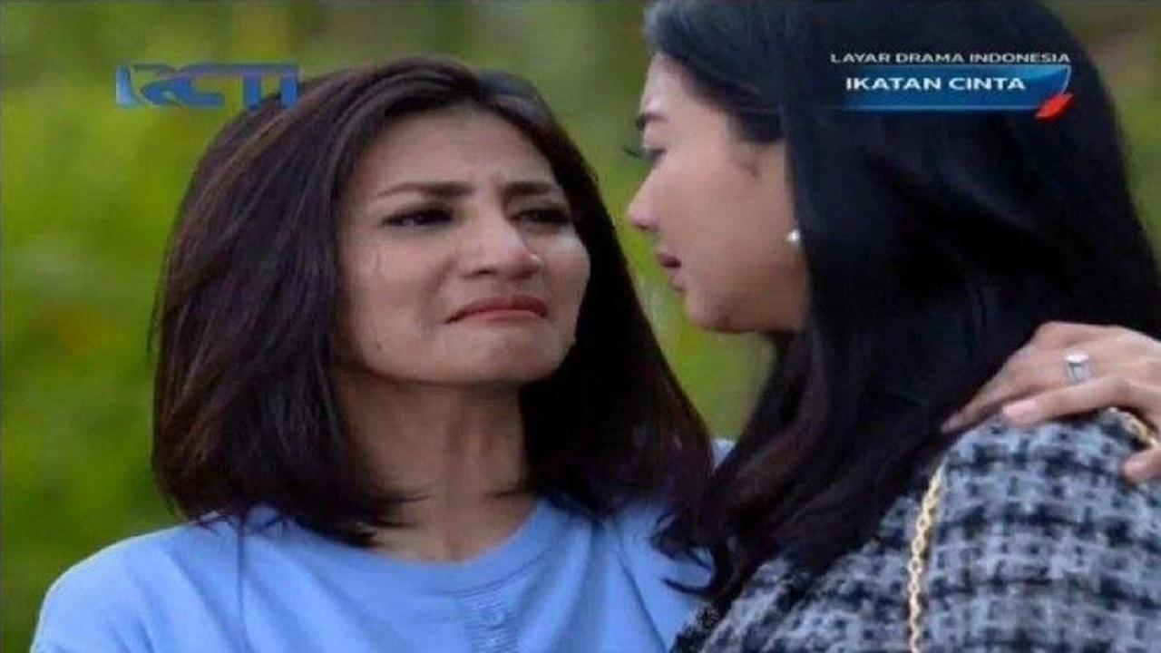 Sinopsis Ikatan Cinta 7 Juli 2021: Mama Sarah Bunuh Diri di Penjara hingga Elsa Tuntut Andin dan Al!