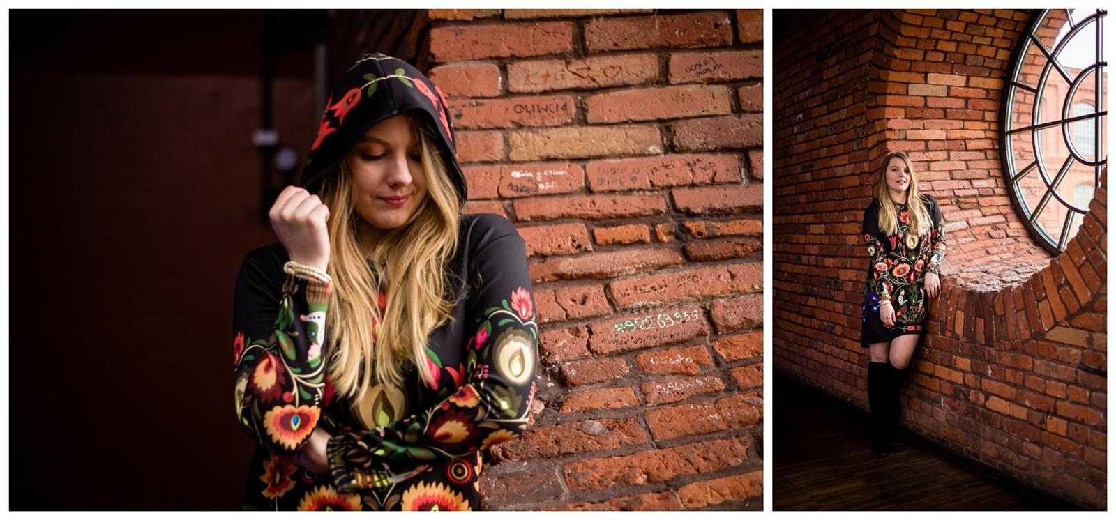 11 folk by koko recenzje opinie jakość sukienka bluza z motywem łowickim kodra folkowe ubrania motywy eleganckie folkowe dodatki kodra łowicka góralskie róże stylizacja polska blogerka łódź moda melodylaniella
