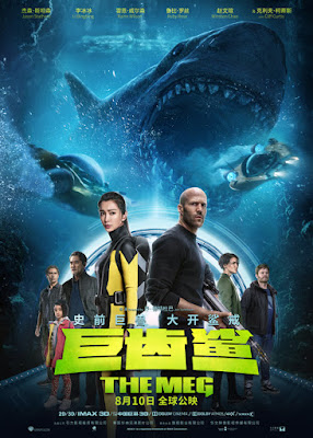 The Meg 2018 Dual Audio 720p HC HDRip 900Mb x264