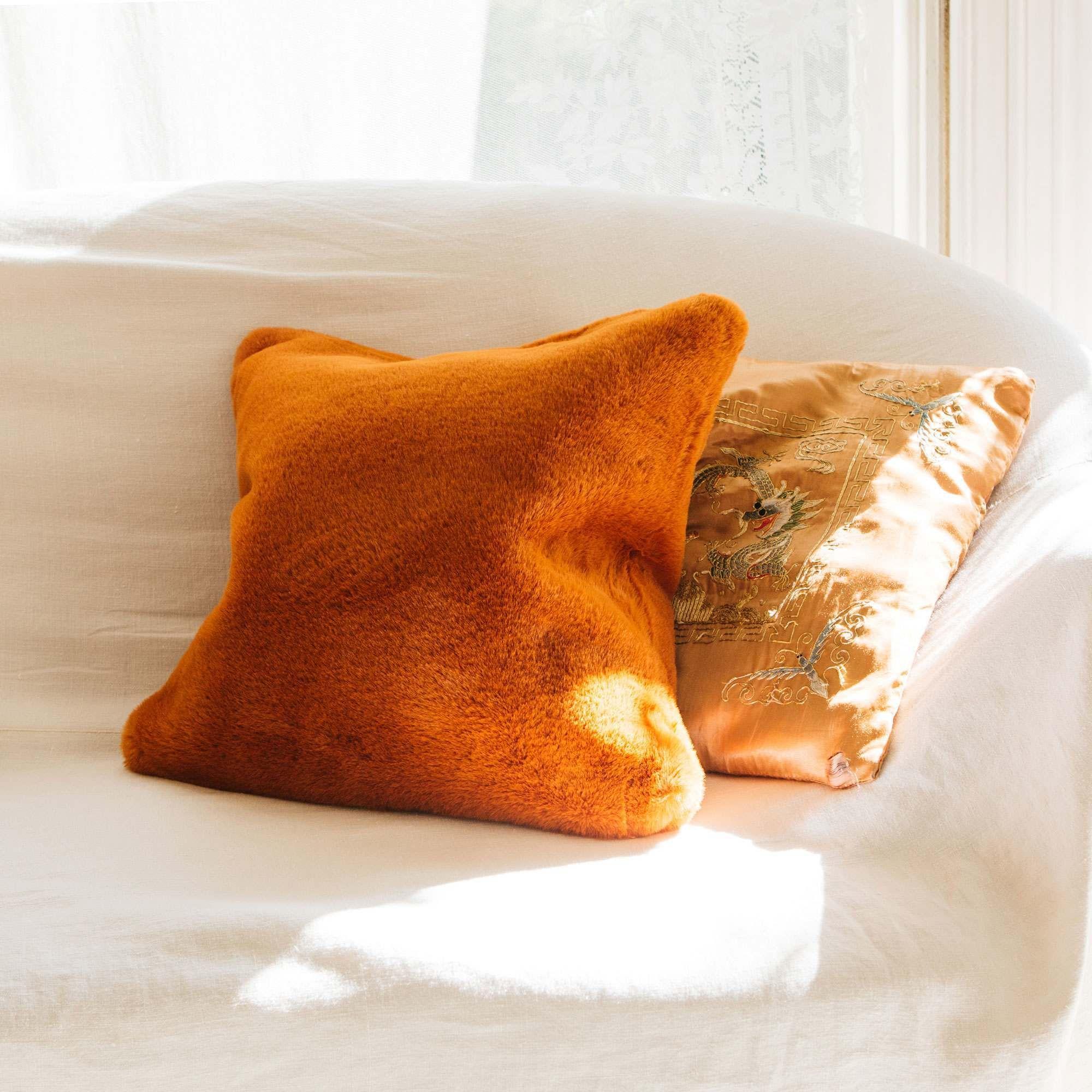 bursztynowa poduszka