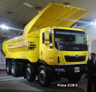 Prima 3138 - 18 CuM Rock Tipper