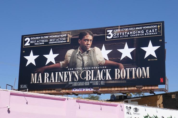 Ma Raineys Black Bottom Awards nominee billboard
