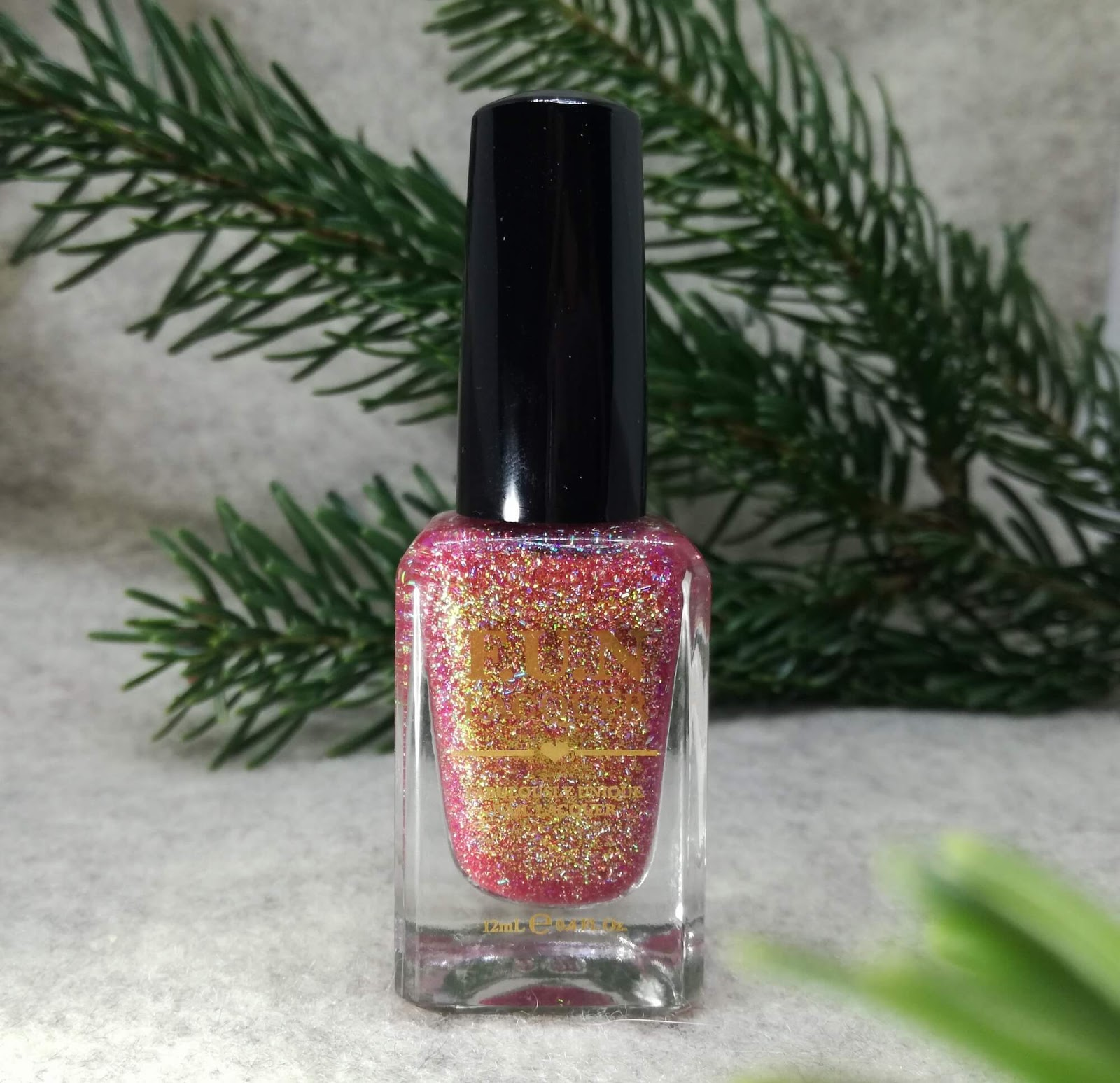 lakier Fun Lacquer Jingle bells