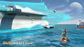 Subnautica Xbox One Background
