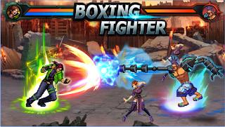 Game Street Boxing Fighter V1.0 MOD Apk Terbaru