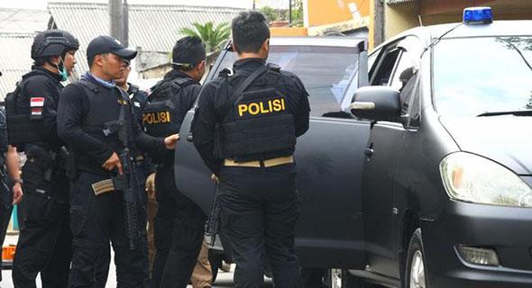 Densus 88 Ringkus Sopir Ojek Online Diduga Teroris di Sleman