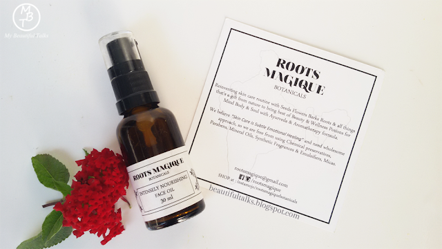 Roots Magique INTENSELY NOURISHING Face Oil