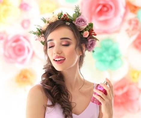 Perfume Woman Fashion Accessory