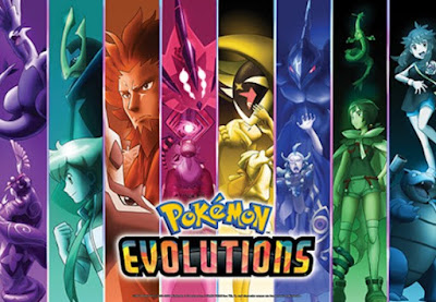 Pokemon Evolutions Todos os Episódios Online