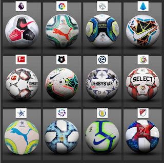 PES 2020 Ballpack by Vito [ Ball Server ]