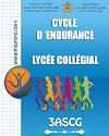 Cycle d'endurance niveau lycée collégial 3ASCG