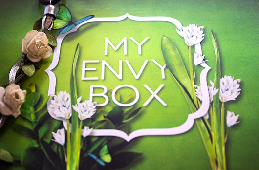 MY ENVY BOX - JULY
