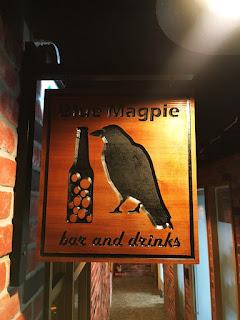 忙裡偷閒的好所在-藍鵲酒吧共享空間