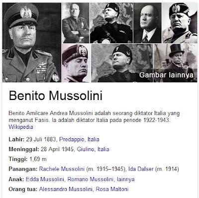 Pengertian Fasisme dan Lahirnya Fasisme di Italia