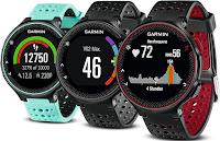 Garmin Forerunner 235 GPS Sportwatch con Sensore Cardio