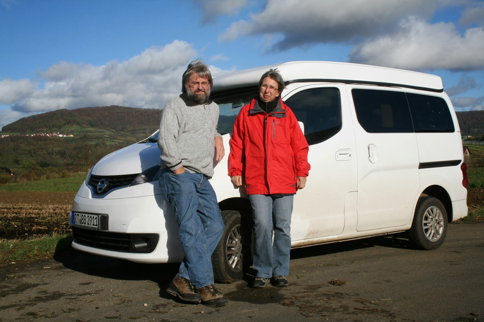 stadtindianer goes east: unser auto