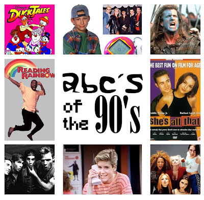 ABC's of the 90's: Letter A