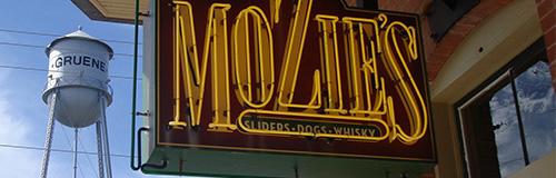 Mozie's - Gruene, Texas