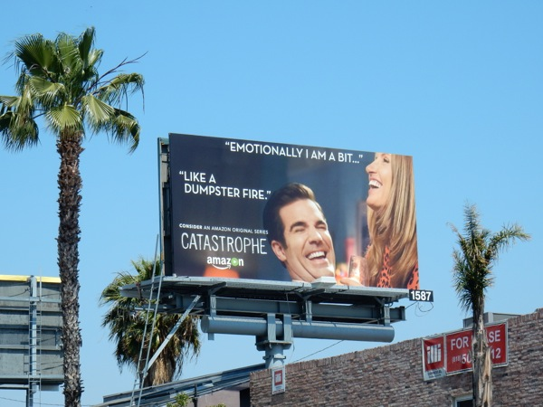 Catastrophe 2016 Emmy consideration billboard