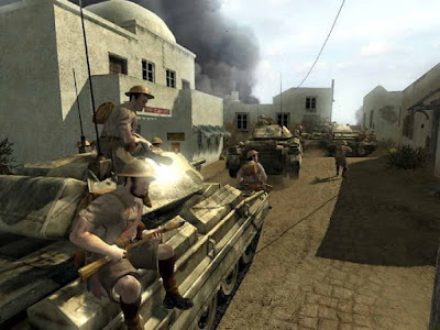 Download Call of Duty 2 Highly Compressed Game For PC
