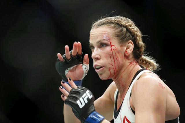 Katlyn Chookagian UFC 247