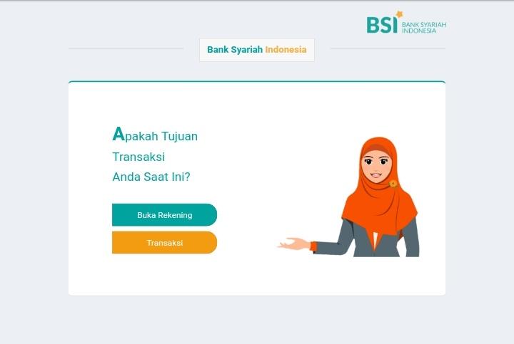 Cara Buka Rekening BSI Secara Online