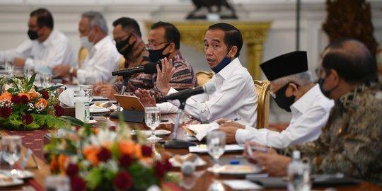 Bukan Pengkhianatan, Isu Mundurnya Menteri karena Rasa Malu atas Kegagalan Jokowi