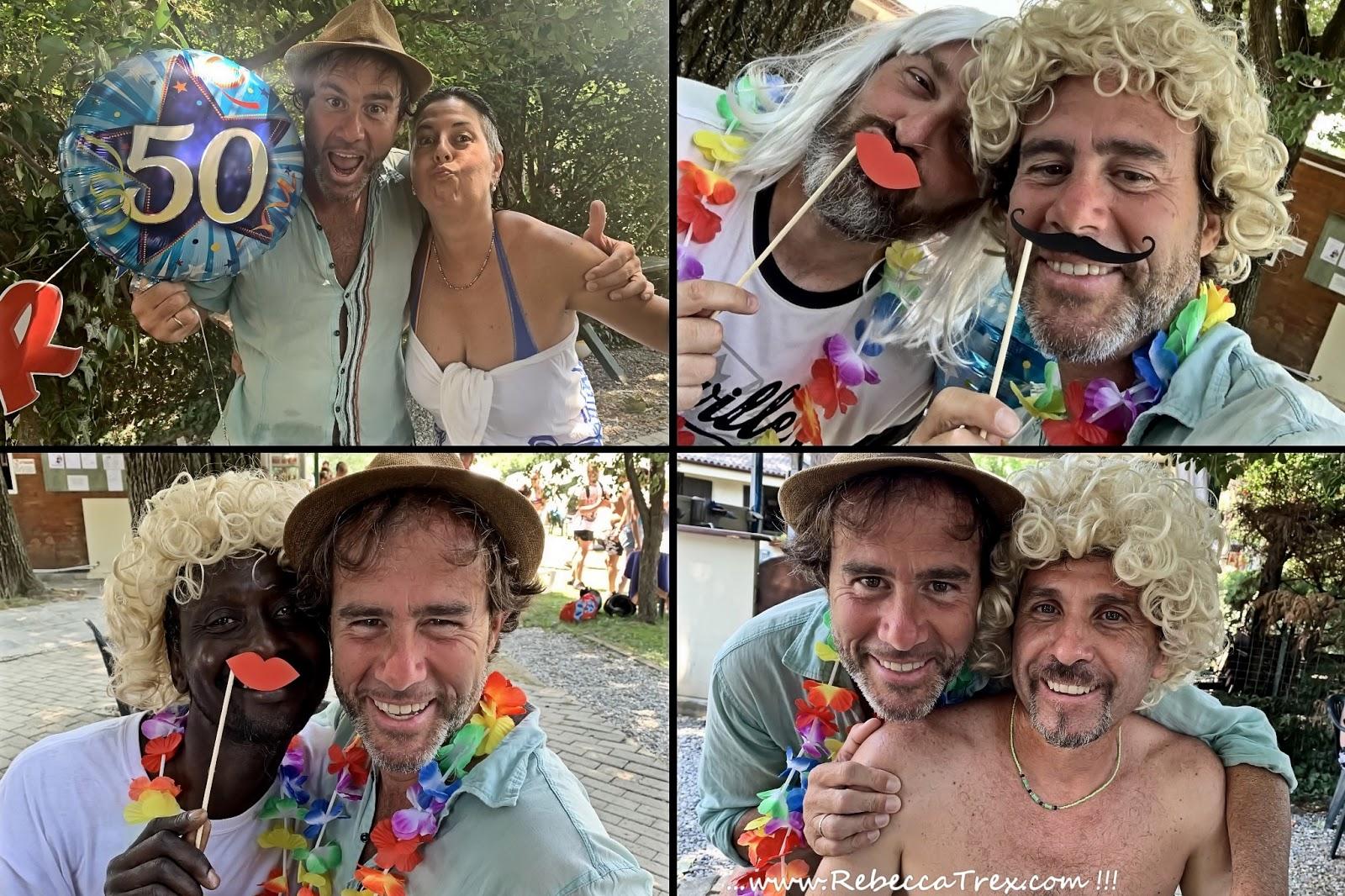 Festa A Sorpresa Di Compleanno www.rebeccatrex !!!: festa di compleanno di papà in