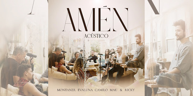 """La familia Montaner estrenará la canción """"Amén"""" en versión acústica"""
