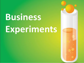 business experiments