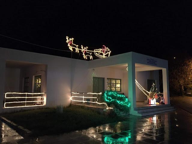 Ναύπλιο: Η Τοπική Κοινότητα  Πυργιωτίκων στο πνεύμα των Χρστουγέννων