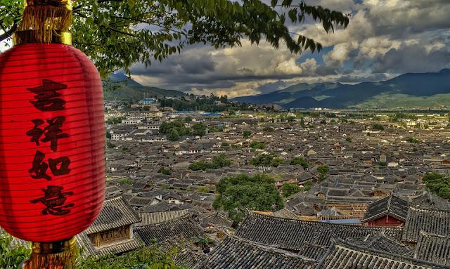 vilalggio Lijiang-Cina