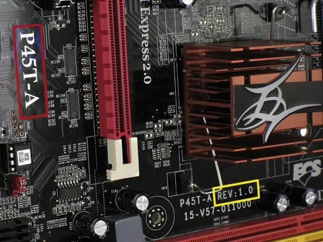 How to update the BIOS