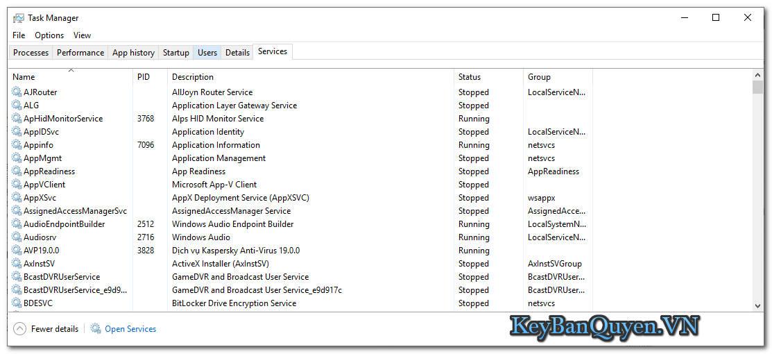 Tìm hiểu và sử dụng Windows Task Manager. [ Phần 3 ]