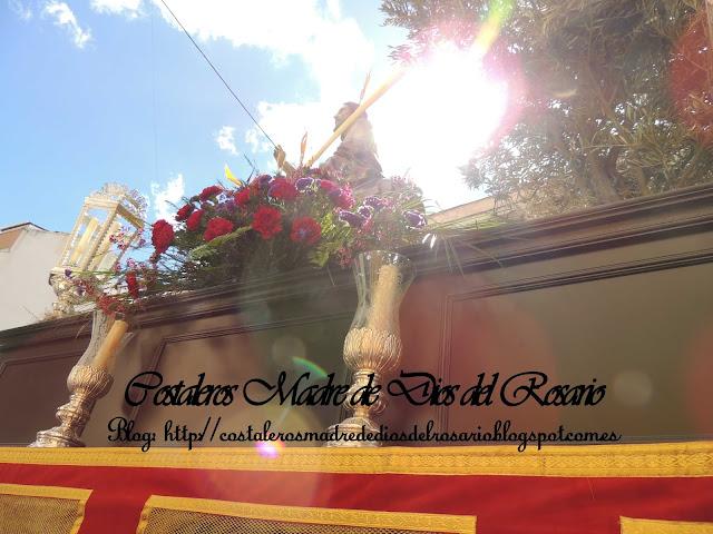 Iguala de la Borriquita y Virgen de la Soledad