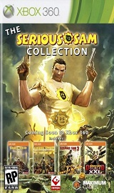 ac7a8bba8ee703c9a40e1bc8a57136539578ef49 - The Serious Sam Collection PAL XBOX360 - COMPLEX