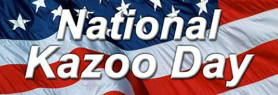 National Kazoo Day Wishes Awesome Images, Pictures, Photos, Wallpapers