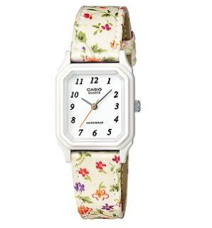 Gambar Jam Tangan Casio untuk Anak Perempuan