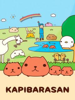 Assistir Anime Kapibara-san (KAPIBARASAN) Online