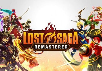 Lost Saga Origin Remastered  Officially Released !