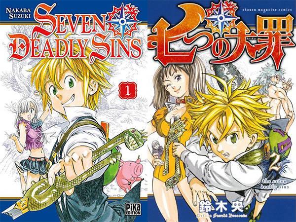 Manga Terbaru Seven Deadly Sins Bahasa Indonesia